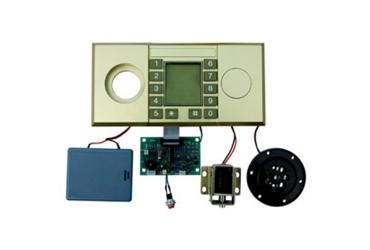 610电子密码锁
