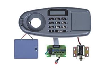 621电子密码锁