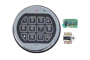 638电子密码锁