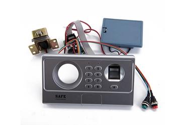 563A指纹电子锁
